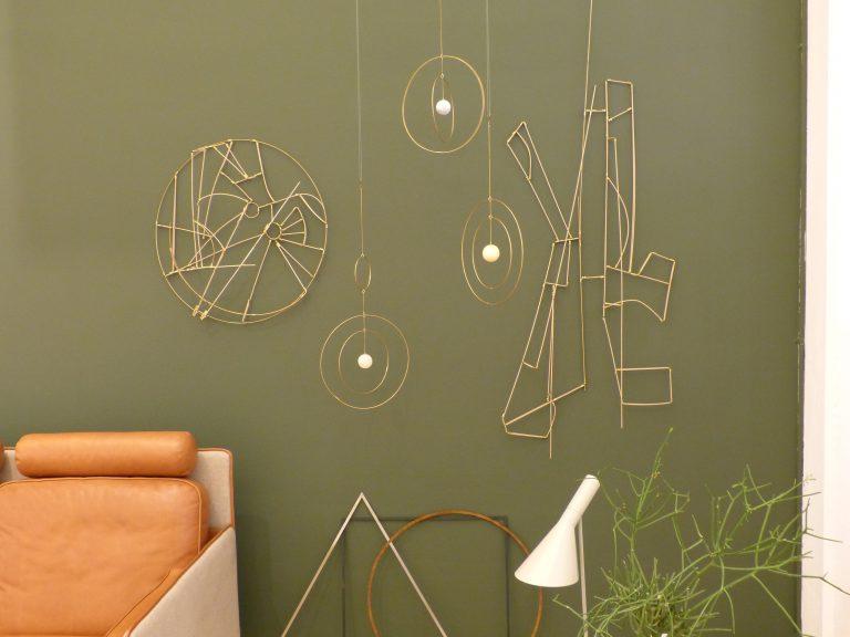 Wall Structure - Galaxy Globe - Kaja Skytte