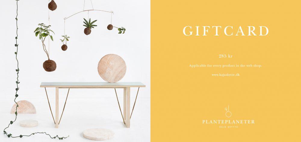 Gift card - Kaja Skytte