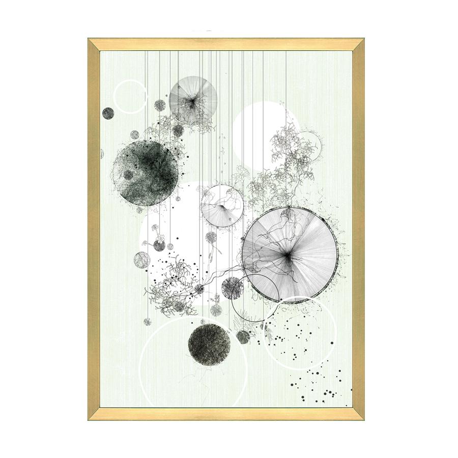 Planteplanet Print - Kaja Skytte
