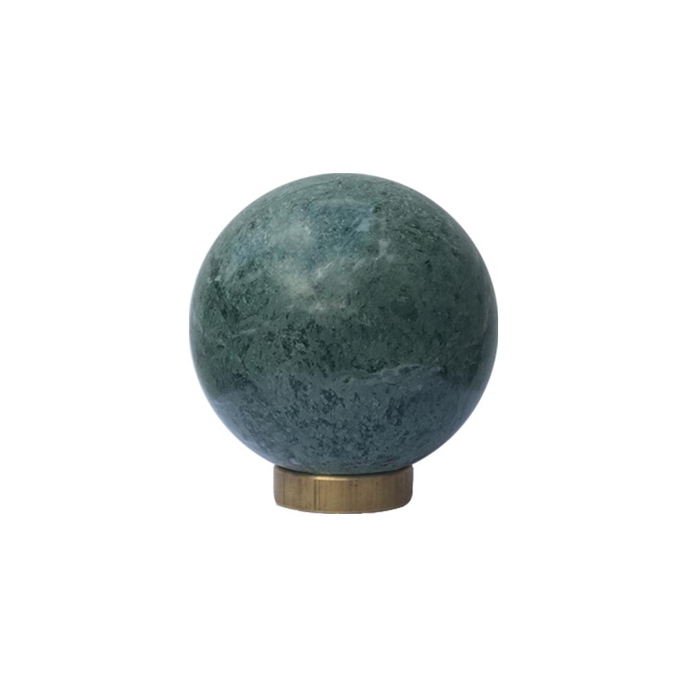 marble - Kaja Skytte - Dark green