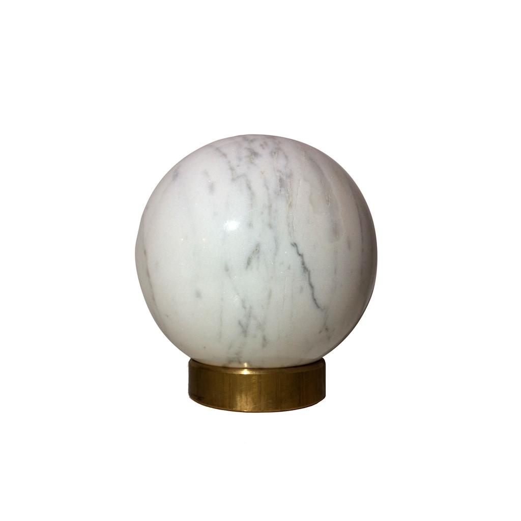 Kaja Skytte Marble Sphere Italian Planteplaneter Galaxy Globe Wall Structures Danish Design Vesterbro Copenhagen BoBedre RUM