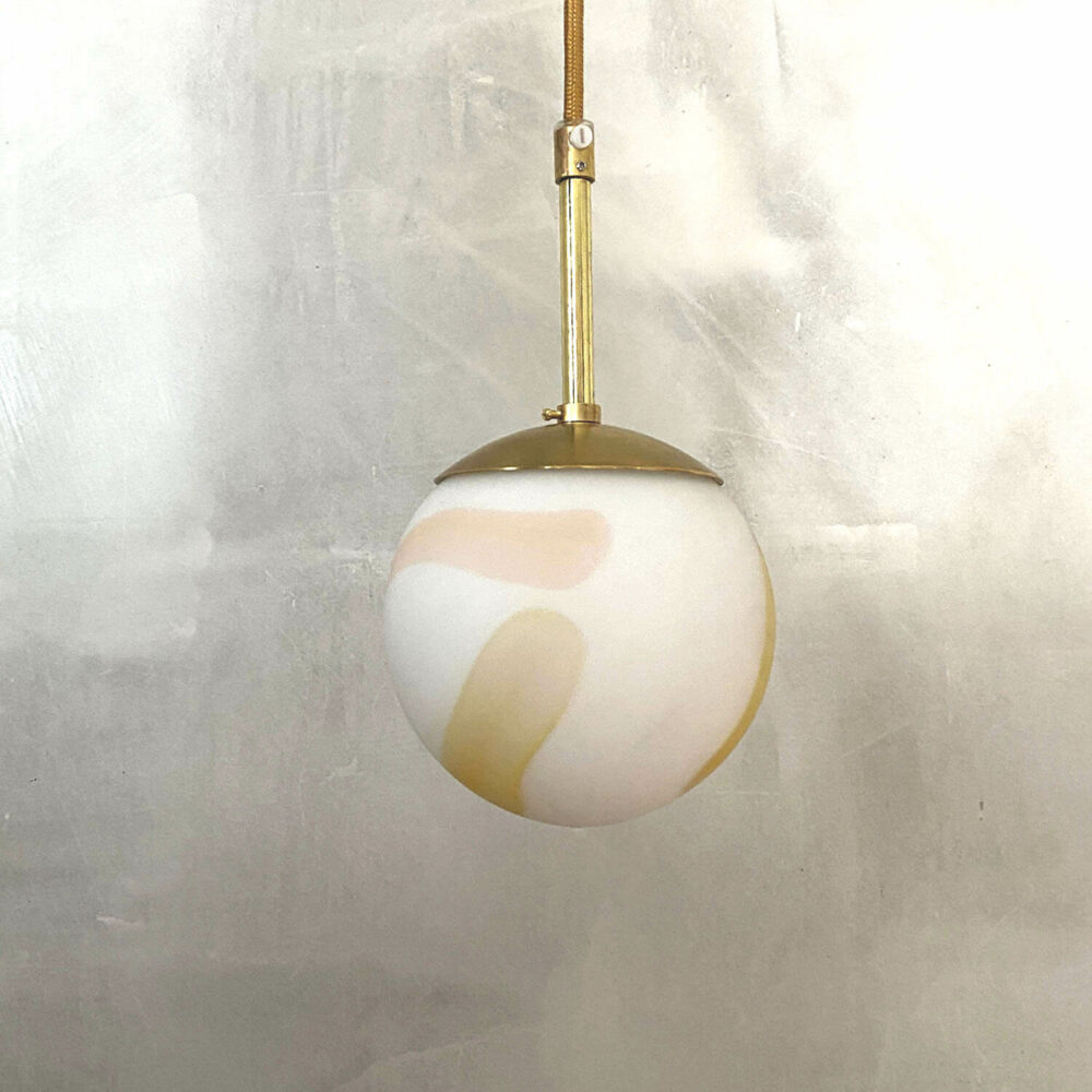 Lamp pendel kaja skytte danish design