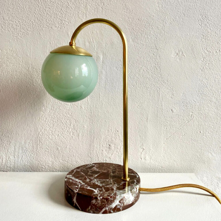 Lamp tablelamp Danish design Kaja Skytte