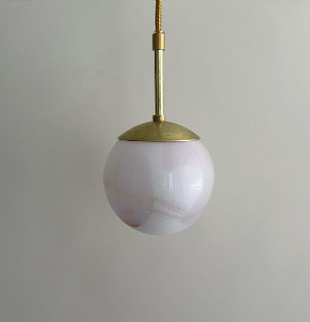 Lamp pendel Danish design Kaja Skytte