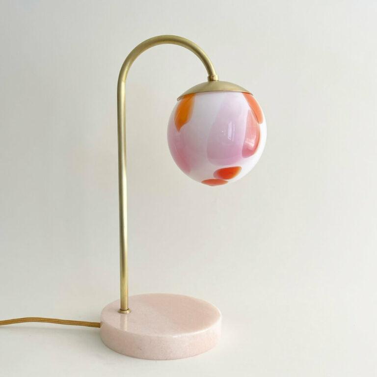 Lamp tablelamp Danish design Kaja Skytte